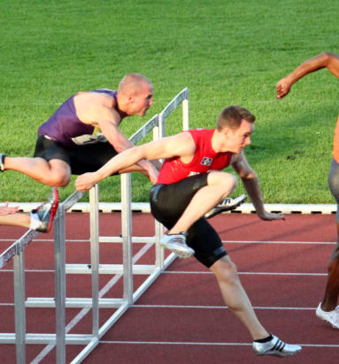 Sprint hurdle coaching for the heptathlon and decathlon for men and women athletes from youth to senior